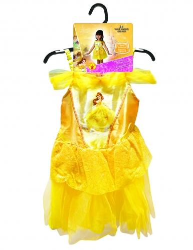 Prinses Belle ballerina kostuum voor meisjes-2