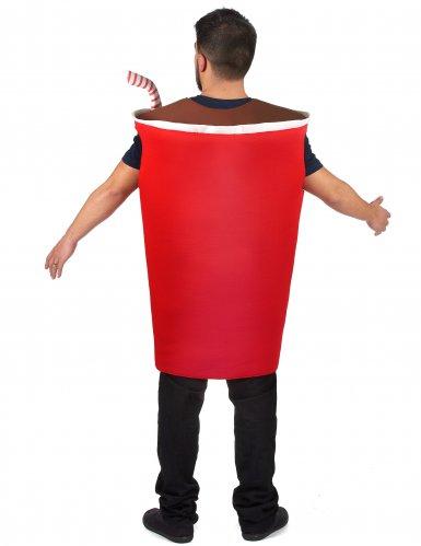 Cola beker kostuum voor volwassenen-2
