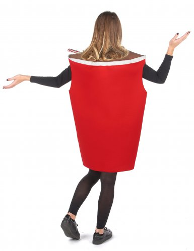 Cola beker kostuum voor volwassenen-3