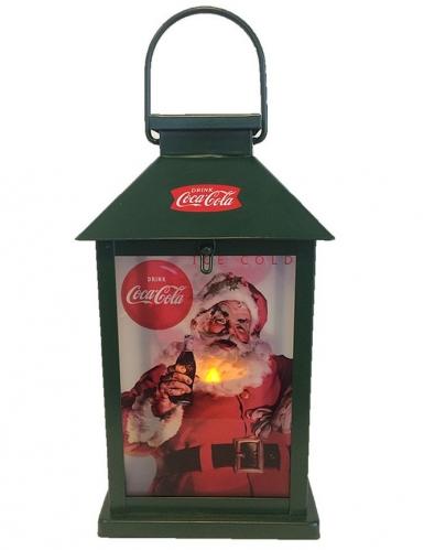 Lichtgevende Coca Cola™ lantaarn