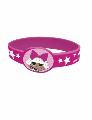 4 elastische Lol Surprise™ armbanden-2