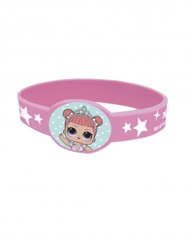 4 elastische Lol Surprise™ armbanden-3