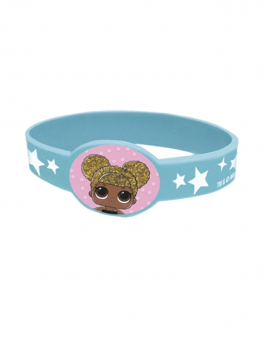 4 elastische Lol Surprise™ armbanden-4