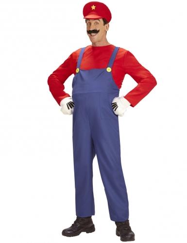 Super loodgieter kostuum voor mannen