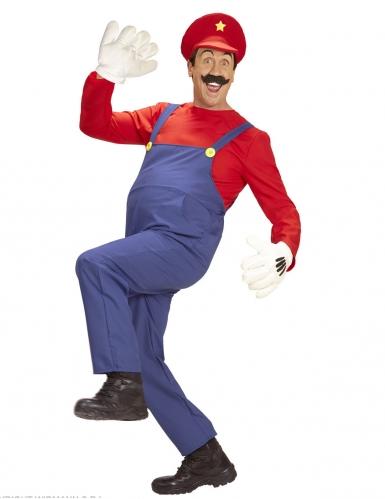 Super loodgieter kostuum voor mannen-1