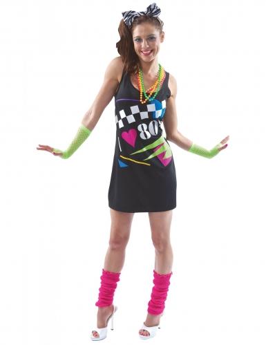 I love 80s kostuum voor vrouwen