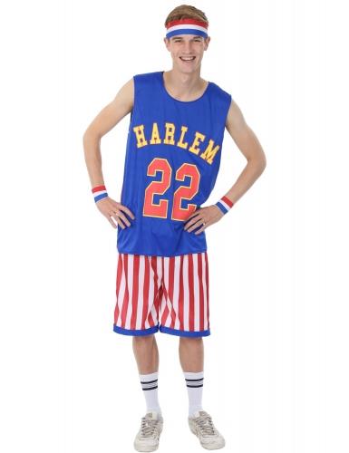 Basketbal speler kostuum voor volwassenen