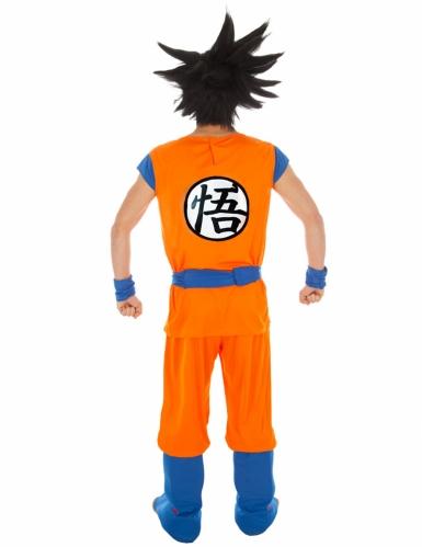 Goku Saiyan Dragon Ball Z™ kostuum voor volwassenen-1