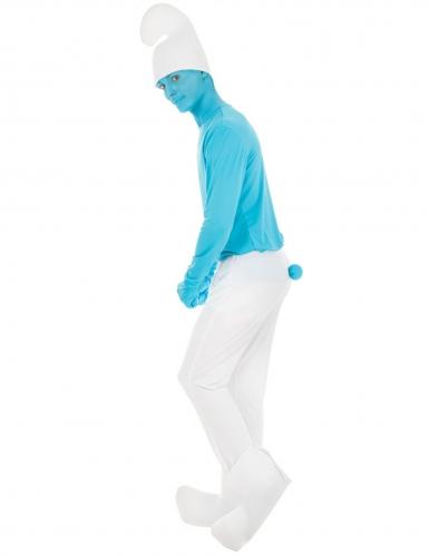 Klassieke Smurf™ outfit voor volwassenen-1