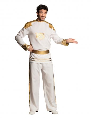 Charmante sprookjesprins kostuum voor mannen