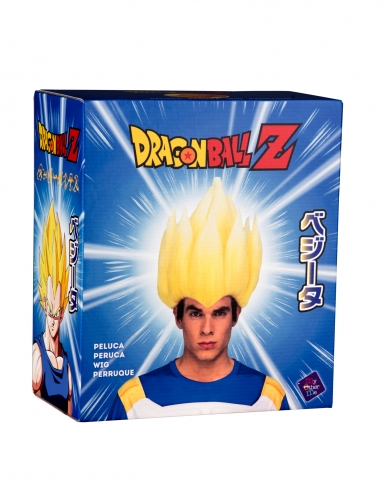 Dragon Ball Z™ Super Saiyan Vegeta pruik voor volwassenen-1