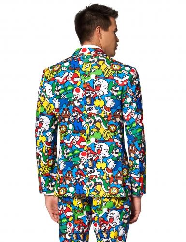 Mr. Super Mario™ Opposuits™ kostuum voor volwassenen-1