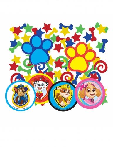 Gekleurde Paw Patrol tafel confetti