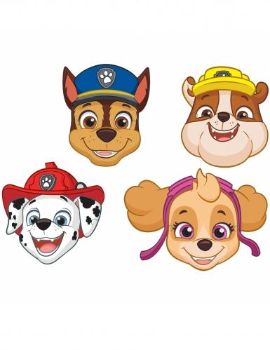 8 kartonnen Paw Patrol™ maskers