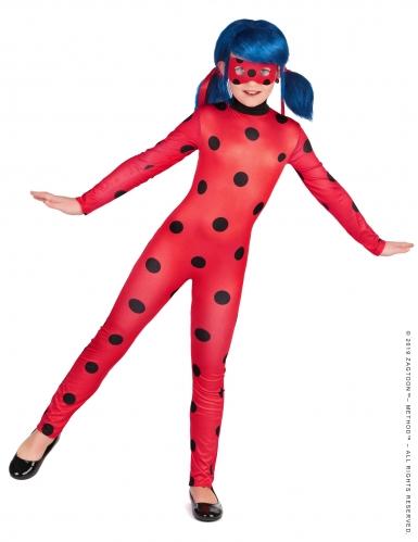 Klassiek Ladybug™ kostuum voor kinderen
