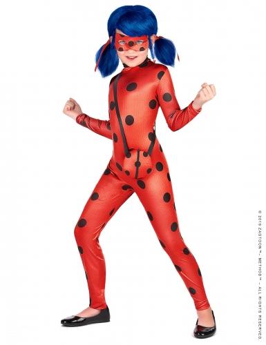 Luxe Miraculous - Ladybug™ kostuum met tas voor meisjes