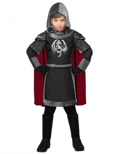 Klassiek draken ridder kostuum voor kinderen