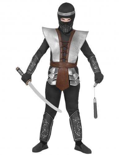 Ninja master kostuum voor kinderen