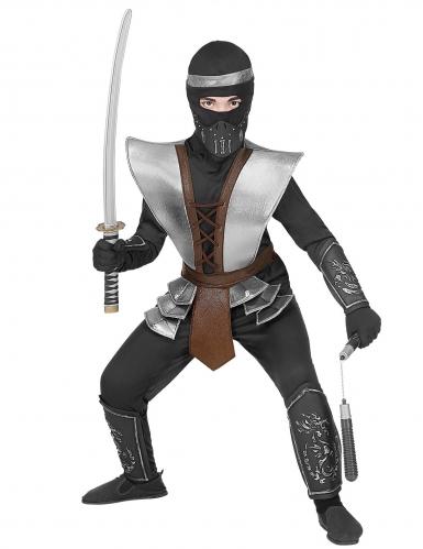 Ninja master kostuum voor kinderen-1
