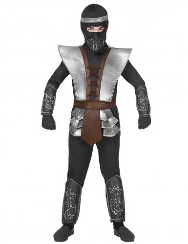 Ninja master kostuum voor kinderen-2