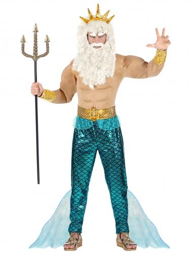 God van de Zee kostuum voor volwassenen