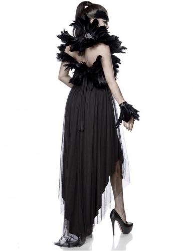 Raaf heks kostuum voor vrouwen-1