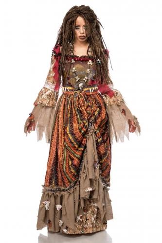Godin van de zee kostuum voor vrouwen