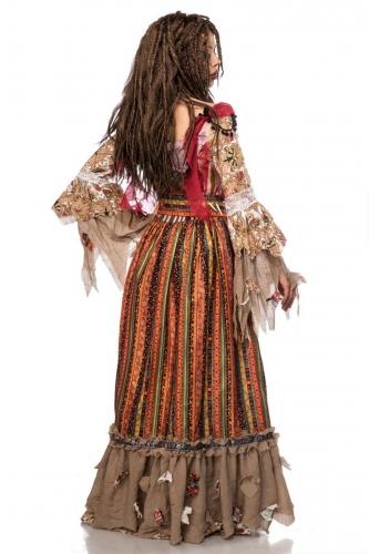Godin van de zee kostuum voor vrouwen-1