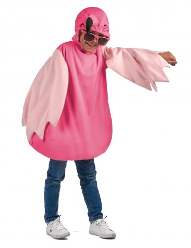 Roze flamingo outfit voor meisjes-2