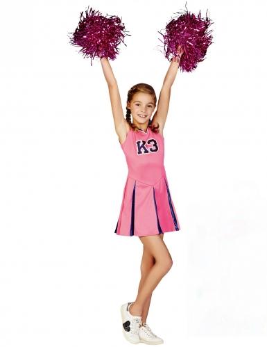K3™ cheerleader kostuum voor meisjes