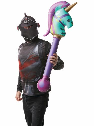 Opblaasbaar Rainbow smash Fortnite™ wapen-1