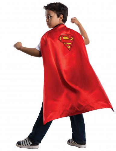 Rode Superman™ cape voor jongens