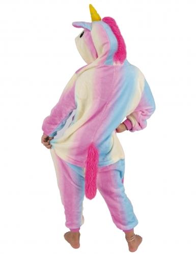 Kleurrijk regenboog eenhoorn pak voor kinderen-1