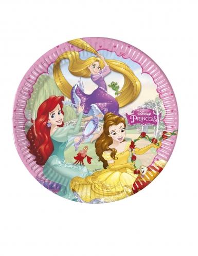 8 Disney Dreaming Princesses™ borden van karton