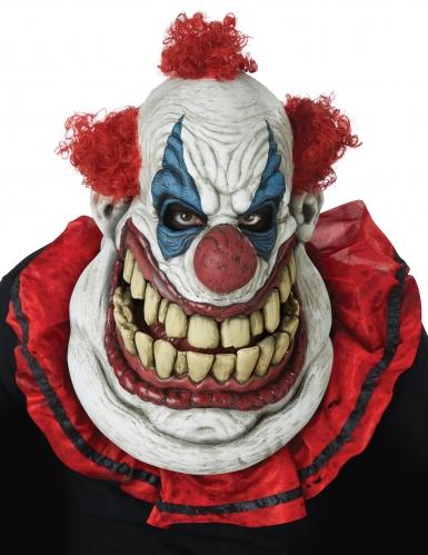 Gigantisch clown masker voor volwassenen