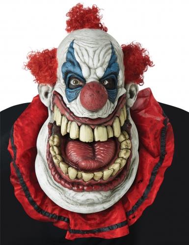 Gigantisch clown masker voor volwassenen-1
