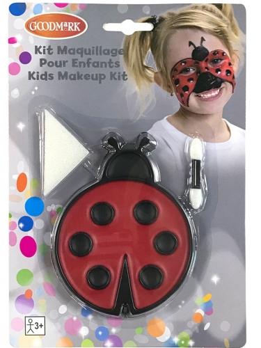 Lieveheersbeestje schminkset voor kinderen