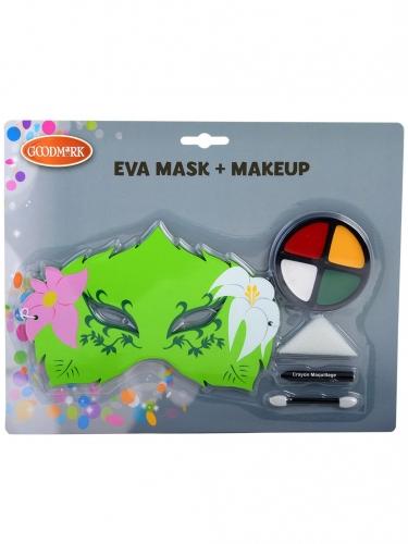 Fee masker en schmink set voor kinderen
