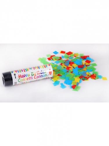 Happy birthday confetti kanon
