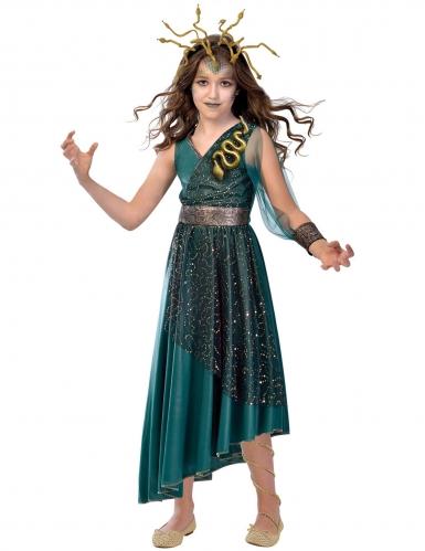 Jonge Medusa outfit voor meisjes