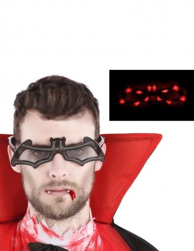 Lichtgevende vleermuis bril voor volwassenen