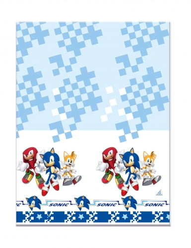 Plastic Sonic™ tafelkleed