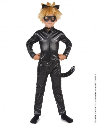 Miraculous™ Cat Noir kostuum voor jongens-1