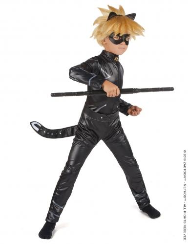 Miraculous™ Cat Noir kostuum voor jongens-2