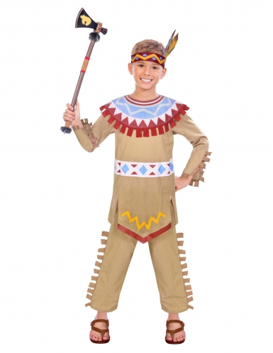 Tipi indiaan kostuum voor jongens