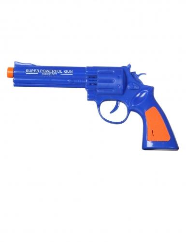 Nep pistool met geluid in willekeurige kleur-1