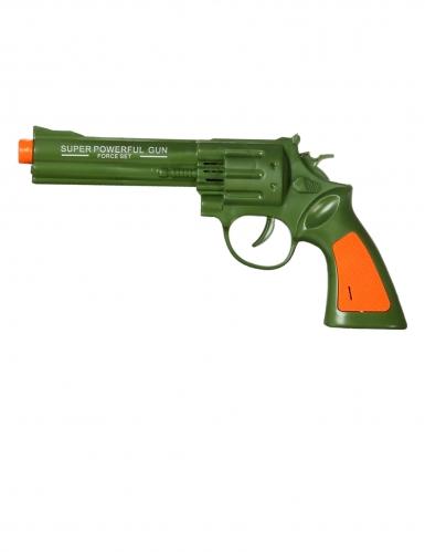 Nep pistool met geluid in willekeurige kleur-2