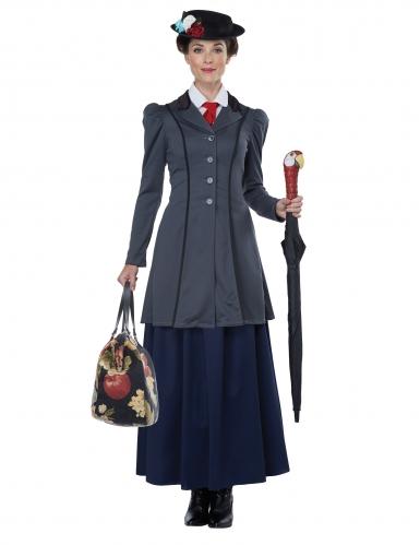Engels kindermeisje kostuum voor dames-2