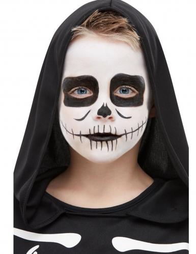 Skelet FX schmink set voor kinderen