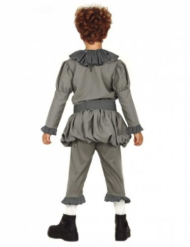 Psychopathische clown kostuum voor jongens-1